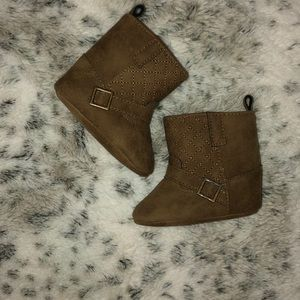 Other - ‼️✨2 for $10✨‼️ 3-6 Month Baby Girl Boots